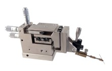 Ultra-stable submicronic micropositioner SP150