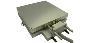 Square hot plate 100mm
