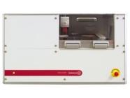 Système de caractérisation sans contact par courant de Foucault semi-automatique